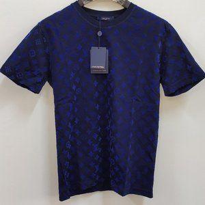 Louis Vuitton Folk Printed Cotton T-Shirt